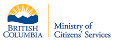 BC Ministry of Citizens Services logo